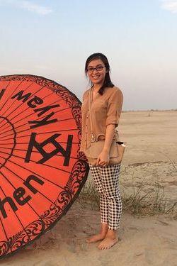 Bui Chi in Myanmar