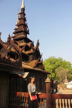 Diep in Myanmar