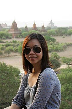 Diep in Bagan