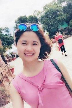Huyen Trang in Nha Trang
