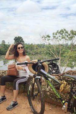 Mai Phuong in Cambodia