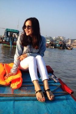 Thuy in Mekong