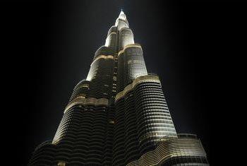 Armani Hotel Dubai overview