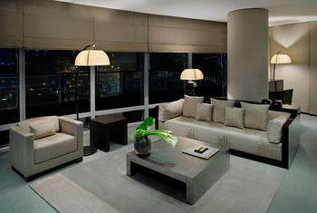 Armani Hotel Dubai Bedroom