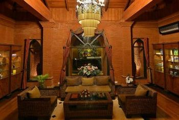 Aureum Palace Resort Bagan in the room