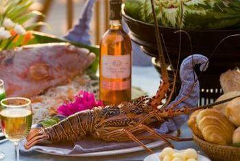 Aureum Palace Resort Bagan food