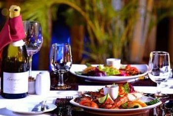 Aureum Palace Resort Bagan buffet