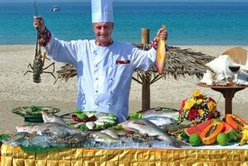 Aureum Palace Resort Bagan chef
