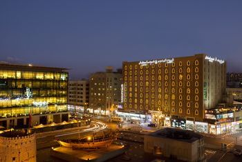Arabian Courtyard Hotel - UAEs view