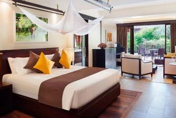 Belmond La Residence D'Angkor bedroom