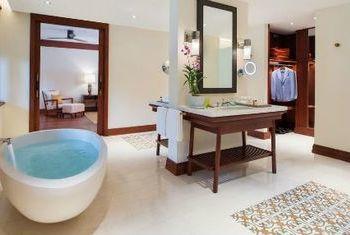 Belmond La Residence D'Angkor bathroom