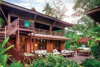 Belmond La Residence D'Angkor outside