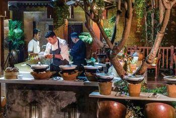 Belmond La Residence D'Angkor restaurant