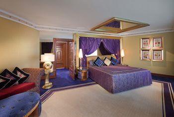 Burj Al Arab Jumeirah bedroom