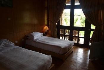 Hotel Ugyen Ling Bedroom