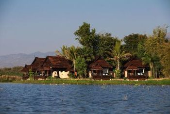 Inle Princess Resort Inle Lake villas