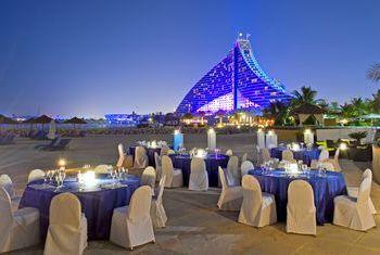 Jumeirah Beach Hotel restaurant