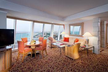 Jumeirah Beach Hotel in the room