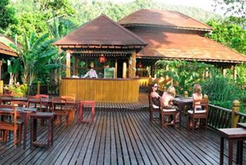 Myanmar Andaman Resort Restaurant