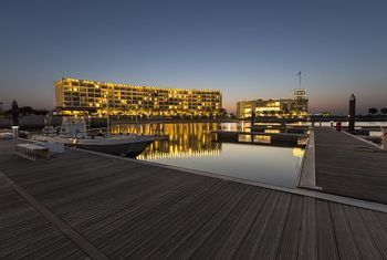 Millennium Resort Mussanah Oman Overview 2
