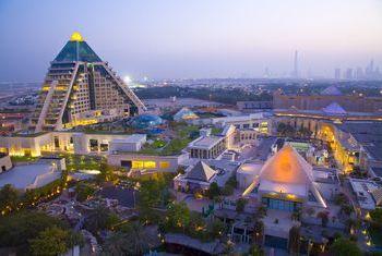 Raffles Dubai Overview