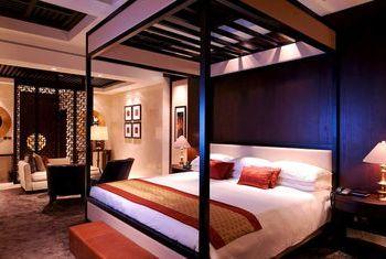 Raffles Dubai Bedroom