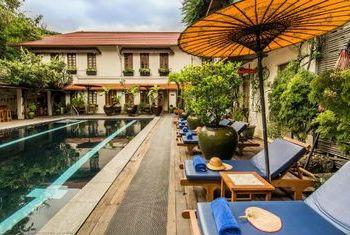 Savoy Hotel Yangon Pool
