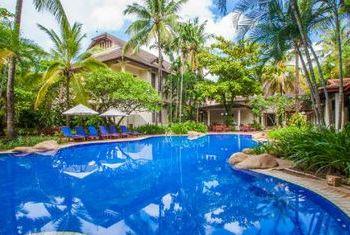 Settha Palace Hotel - Vientiane pool
