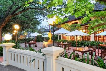 Settha Palace Hotel - Vientiane corridor