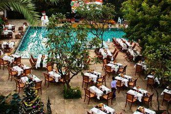 The Hotel @ Tharabar Gate Pool