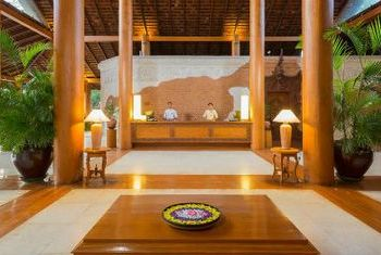 The Hotel @ Tharabar Gate Reception