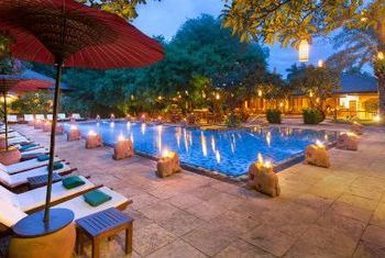 The Hotel @ Tharabar Gate Outdoor Pool