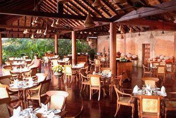 The Hotel @ Tharabar Gate restaurant