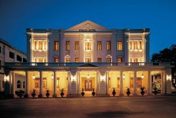 Strand Hotel Yangon Building
