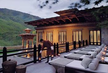 Taj Tashi Hotel Facilities