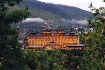 Taj Tashi Hotel Overview