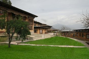 Tashi Namgay Resort In the Front