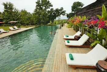 Villa Inle Resort & Spa Pool