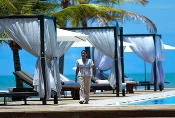 Anilana Pasikuda Resort private beach