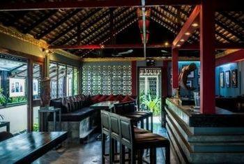 Shanghai Angkor Villas & Spa Resort Siem Reap restaurant