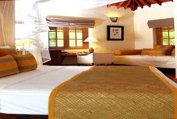 Cinnamon Wild Yala bed room