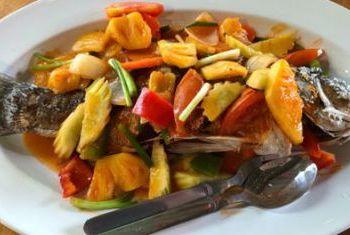 Pattara Resort & Spa Food 3