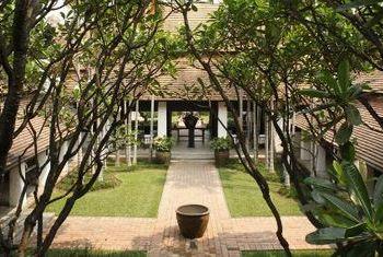 Rachamankha Hotel, Chiang Mai Garden