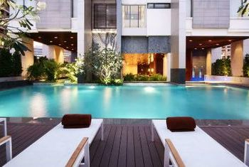 AETAS Bangkok luxury Pools
