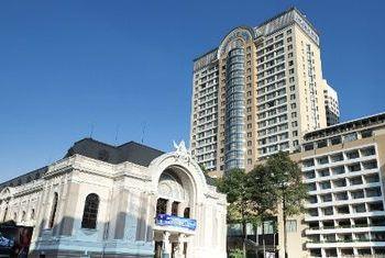 Caravelle Hotel - Saigon building