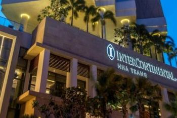 InterContinental Nha Trang outside