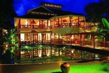 Governor's Residence Yangon pool