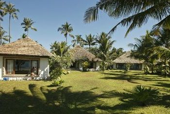 Ngapali Bay Villa & Spa Gardend