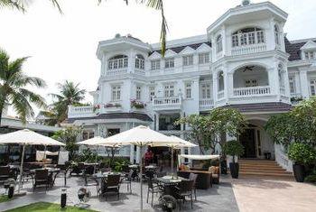 Villa Song Saigon Cafe
