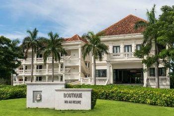 Boutique Hoi An Resort building
